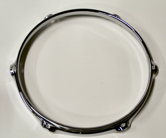 "12"" 2.3mm 6-Lug Batter Hoop"