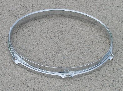 "13"" 2.0mm 6-Lug Batter Hoop"