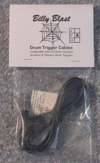Dual Trigger Cable - 8 ft.