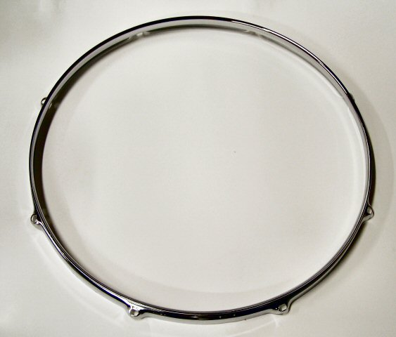 "18"" 2.3mm 8-Lug Batter Hoop"