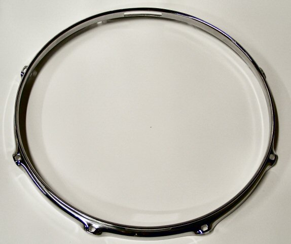 SNARE Side Drum Hoop 2.0mm Chrome  - 14 in - 8 hl