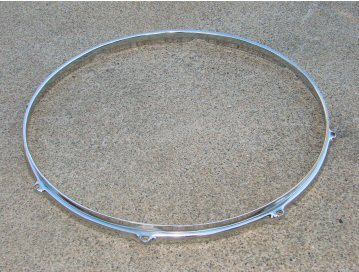 "16"" 2.0mm 8-Lug Batter Hoop"