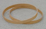 "20"" Keller Wood Bass Drum Hoop"