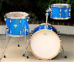 "18"" Blue Sparkle Mini Drum Set"