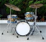 Snake Skin Mini Drum Set