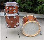 Mahogany Drum Kit-1