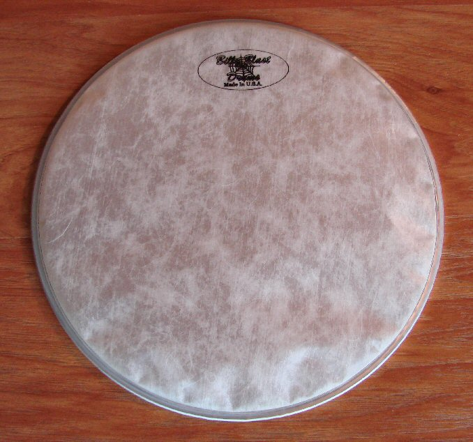 "FiberSkyn 10"" Tom Batter Head"
