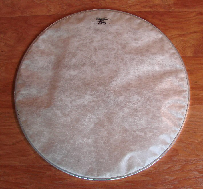 "FiberSkyn 18"" Tom/Bass Batter Head"