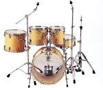 HD 520 5-Piece Solid Gloss Drum Kit