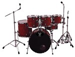 HD 622 6-Piece Solid Gloss Drum Kit