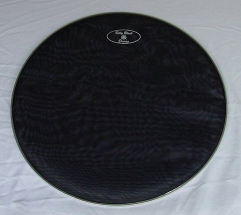 "22"" 2ply Ballistech I Black Mesh Head"