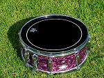 Purple Snare Drum