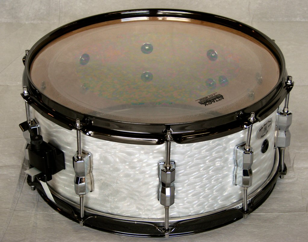 "14""X7"" 10ply Serpintine Ice Snare Drum"