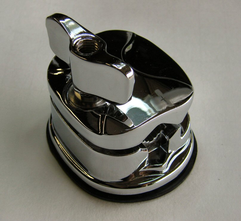 L-Rod GT-TM002 Chrome Tom Mount